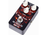 Joyo Ultimate Overdrive electric Guitar Fx Pedal like ocd overdrive