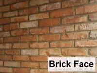 BRICK SLIPS- 'brick face' style, wall tiles