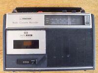 Ferguson Radio Cassette Recorder