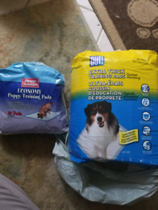 Dog or puppy  training pads