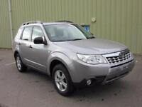 2011 Subaru Forester 2.0 X 5dr