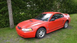 2000 Ford Mustang 3.7 L Coupé, 78000Km
