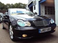 Mercedes C Class W203 C220 CDI SPORT EDITION – LOW MILEAGE FOR AGE – £3,499