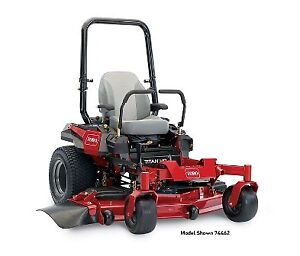 "Toro 60"" Titan HD2000 Series Zero Turn Mower BRAND NEW"