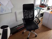 Computer Desk Chair Mesh & Leather Effect Adjustable Office Chair £20 ONLY! CHEAP! L@@K