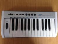ESI Keycontrol 25 XT midi keyboard