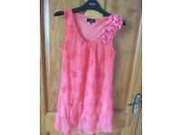 Silky Top tunic Size 10