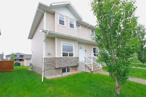 DOUBLE MASTER TOWNHOUSE IN CAMROSE, AB