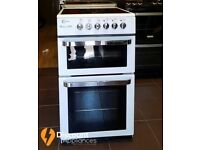 50cm Flavel Ceramic Cooker, Fan Assisted Oven/Grill- 6 Months Warranty