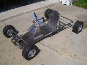 Wanted go kart