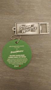 Steam Whistle Bottle Opener 2017