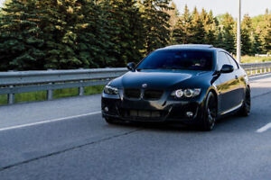 2010 BMW 335i M-Sport BLACKED OUT