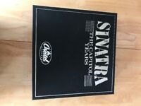 Frank Sinatra The Capitol Years box set 20 records