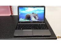 Toshiba Laptop Satellite Pro L850 I5 3rd Generation Processor £135 O.N.O.