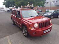 Jeep patriot 2010 Limited 2,0 diesel swap px