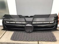 VW T5.1 GLOSS BLACK FRONT GRILLE