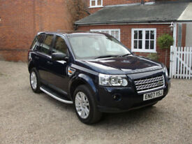 2007 LAND ROVER FREELANDER 2 TD4 HSE AUTO - ONE OWNER - FULL L/R HISTORY -