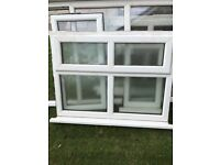 Upvc windows for sale, nearly new