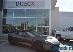 2016 Chevrolet Corvette Z51 Convertible (Clearance Sale) BLACK