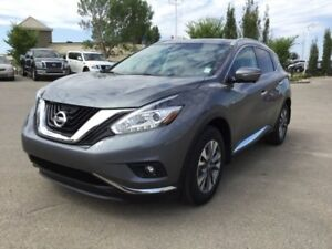 2015 Nissan Murano SL AWD Accident Free,  Navigation (GPS),  Lea