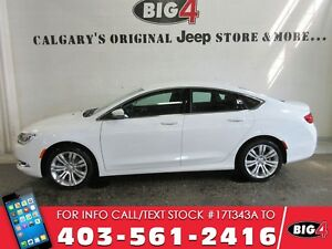 2015 Chrysler 200 Limited, Heated Seats, V6, Bluetooth