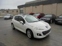 2011 Peugeot 207 1.6HDi 112 Allure Finance Available