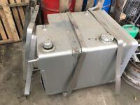 Diesel tanks for sale 500 Ltd and split derv /hydraulic. 300/200 eminox upright exhaust