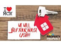 We will cash buy any property in any condition usually within 30 days! Negative equity? No problem!