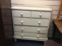Large Victoria chest of drawers
