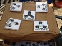 Job lot of fidget spinners 207