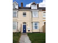 Superb ground floor flat in Exmouth with courtyard - AVAILABLE END AUGUST