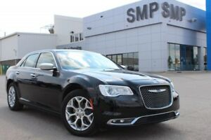 2016 Chrysler 300 C Platinum - AWD, Leather, Nav, Sunroof, 19 Sp
