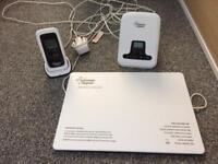 Baby monitor and sensor pad