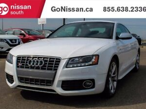 2011 Audi S5 NAVIGATION, SUNROOF, AUTO!!