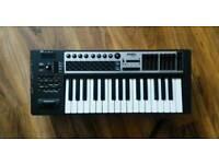 Edirol (Roland) PCR 300 Midi Controller Keyboard USB or 9V