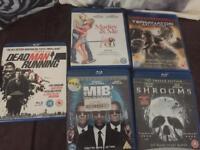 Blu Rays (some new)