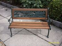 Garden bench for sale