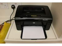 HP LaserJet B/W Printer