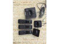 Panasonic KX-TG 8561 Cordless phones