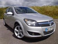 VAUXHALL Astra 1.8i VVT 16v SRi 140BHP FSH, JUST BEEN SERVICED AND MOTed,