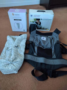 Performance baby carrier