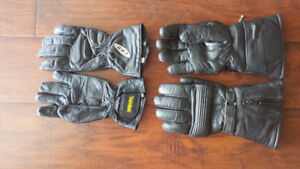 Motorcycle Leather summer and winter gloves