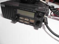 Icom M-56 VHF Marine Transceiver