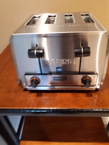 Brand New Waring Commercial Heavy Duty Toaster