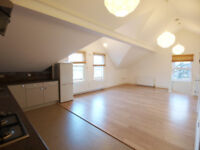 *BACK ON THE MARKET & REDUCED TO RENT* Bright 2 double bedroom loft flat seconds from Stamford Hill