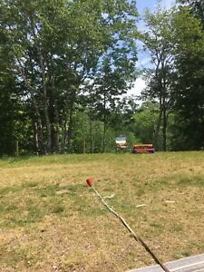 Property for rent on West side of Lacharbour lake