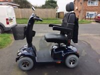 Mobility Scooter - Invacare Orion - Immaculate fully working condition