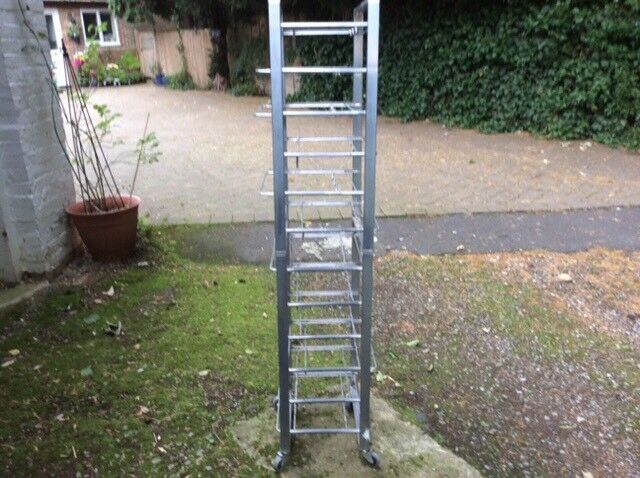 Habitat wine rackin Kidlington, OxfordshireGumtree - This is on wheelsSize is 140 cms high x 38 cms wide x 29 cms deepMetalUsed condition