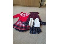 Girls 12-18 months clothes