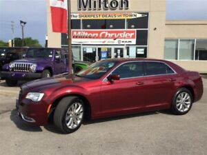 2016 Chrysler 300 ALL WHEEL DRIVE LIMITED|LEATHER|8.4